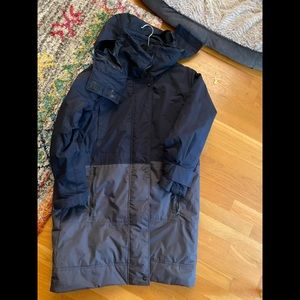 Stella McCartney adidas winter coat. Size M